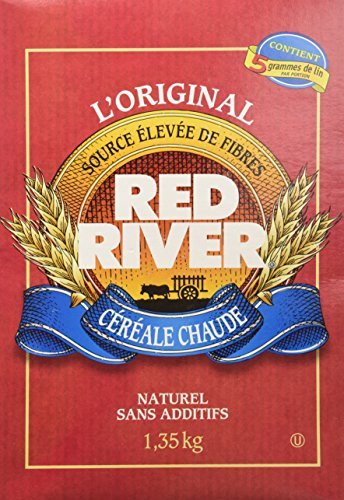 Red River Hot Cereal 135 Kilograms/476 Ounces  2 Pack