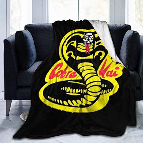 KOMOBB Cobra-Kai-Denim-Dad - Manta de verano para sofá de cama, sofá de 50 x 40 pulgadas, tamaño pequeño