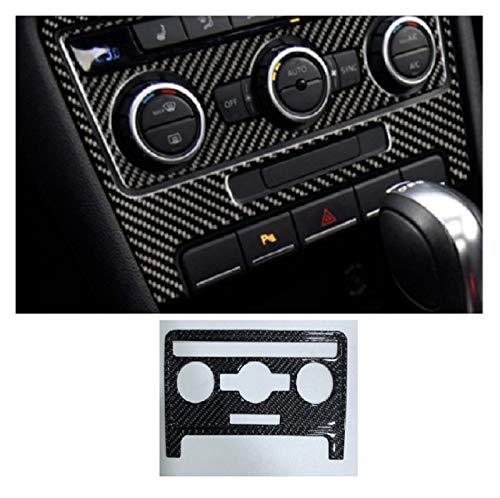 Phoenixset Carbon Fiber Interior Trim Center Console Porta Gear Gear Pannello Volante Decorazione Adatta per Volkswagen Beetle 2012-19 (Color Name : Air Panel B)