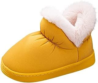 DWQuee ❤️ Baby Weihnachten Schuhe Schneeschuh Winter Kleinkind Kind Baby M/ädchen Jungen Cartoon Hirsch Winter Warme Schneeschuhe 0-15Monate