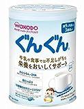 和光堂 フォローアップミルク ぐんぐん 粉ミルク [満9ヶ月頃から3歳頃] 830g ベビーミルク