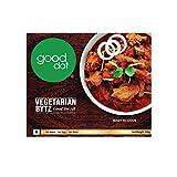 GoodDot Vegetarian Bytz - Ready To Cook | Plant Based Meat | Vegetarian & Vegan Friendly | Zero Cholesterol | High Dietary Fiber | Mock Meat | Veg Meat (250 g)