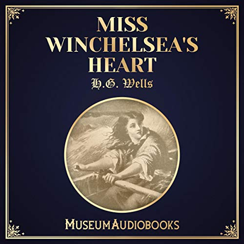 Miss Winchelsea's Heart audiobook cover art