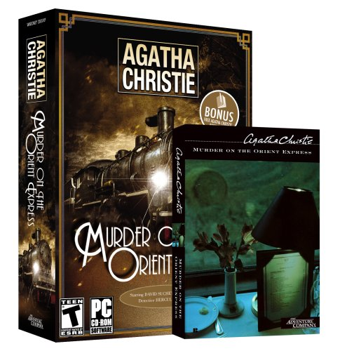 Agatha Christie : Murder on the Orient Express - PC