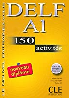 Delf A1: 150 Activites [With Booklet]