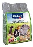 VITAKRAFT Foin à la Pomme/Betterave Rouge pour Rongeurs 1 kg