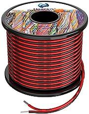 3,3 mm² - 0,3 mm² siliconen elektrische draad 2 geleider parallelle draad lijn 12awg - 22awg zachte en flexibele haak up zuurstof vrije strengen ingeblikte koperdraad