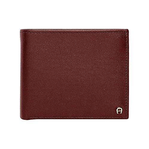 Aigner Portemonnaie 152679, Querformat bordeaux