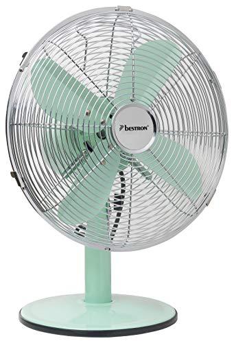 Bestron DFT35M Summer Breeze tafelventilator, 35 W, 240 V, mint