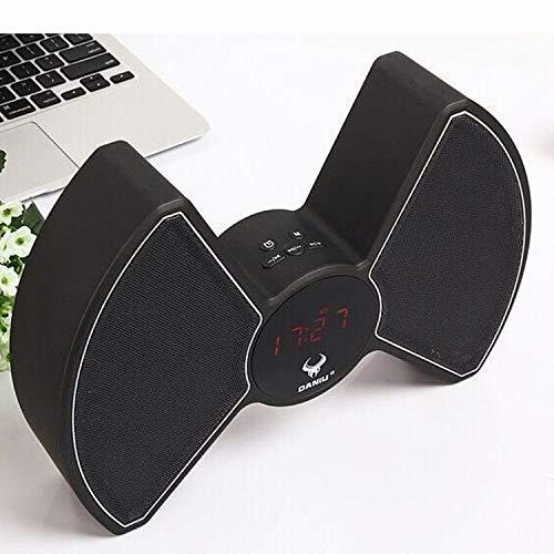 qiyanNew Kreative Bogen Handy Drahtlose Bluetooth Lautsprecher Outdoor Computer Audio Subwoofer Multifunktionslautsprecher A3