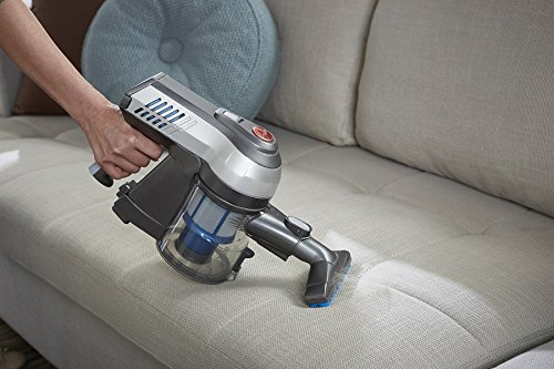 Hoover Cruise Cordless Lightweight 2-in-1 Stick and Hand Held Vacuum Cleaner, BH52210PC, Silver