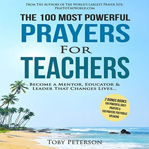 The 100 Most Powerful Prayers for Teachers cover art