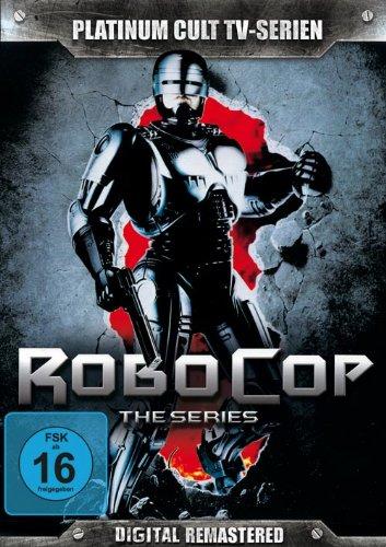 Robocop - Die Serie (Digital-Remastered - Platinum Cult TV-Serien) (6 DVDs)