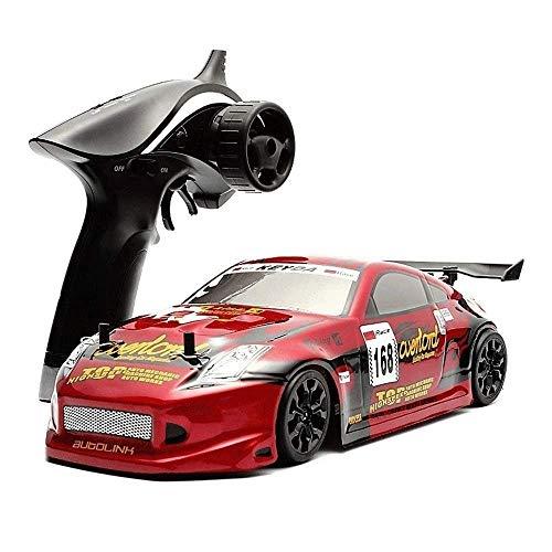 Decoración de escritorio 1:18 alta velocidad de deriva del coche coche teledirigido 4WD remoto soporta competición del control de versión profesional Modificado control remoto cabritos del coche de cu