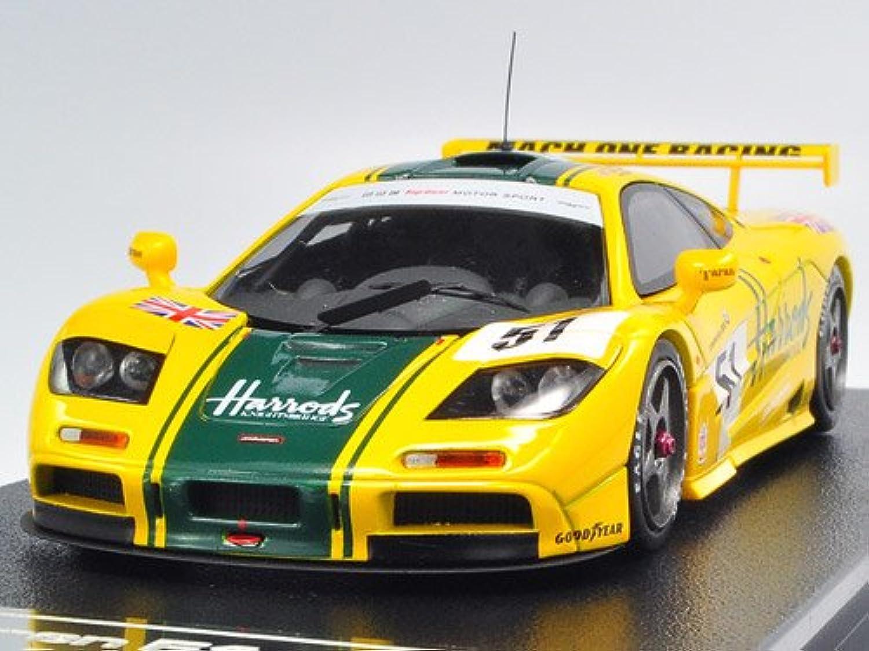 Mclaren F1 GTR No51 1995 Le Mans