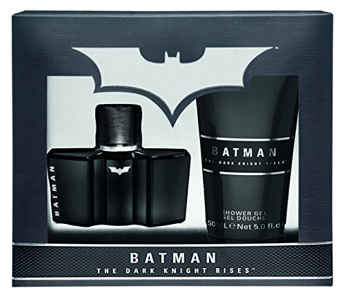 Batman The Dark Knight Rises Geschenkset: Eau de Toilette 30 ml + Duschgel 150 ml, 1er Pack (1 x 180 ml)
