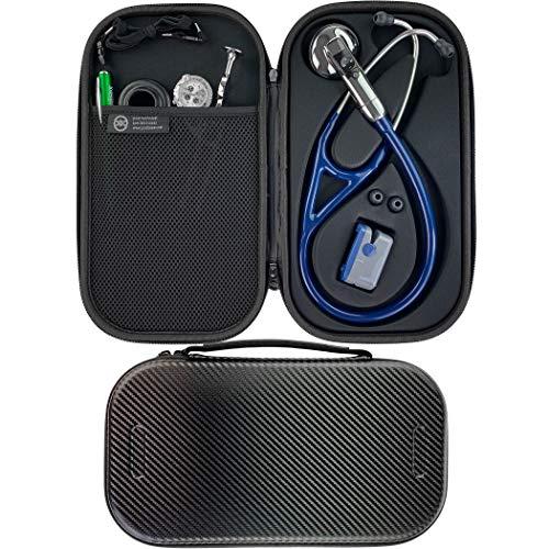 Pod Technical Cardiopod II Stethoskop-Tasche für alle Littmann Stethoskope - Carbon
