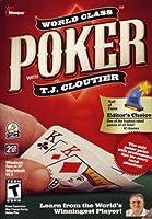 World Class Poker With Tj Cloutier (PC & Mac) (輸入版)