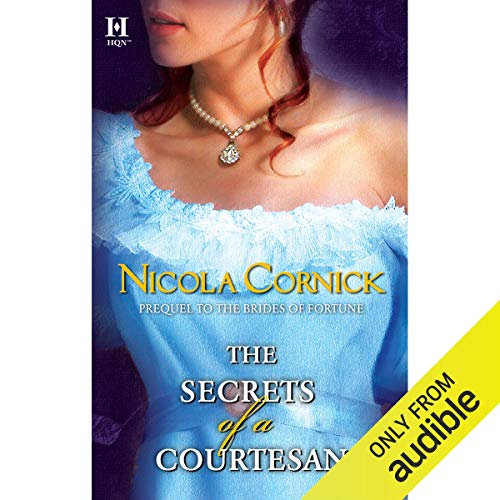 The Secrets of a Courtesan  By  cover art