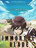 Immortal Blade : Volume Seven: Full Color Manga Comic (Immortal Blade Master Book 7)