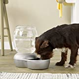 Petmate Replendish Gravity Waterer With Microban for Cats and Dogs, 4 Gallons