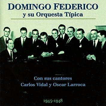 Domingo Federico Y Su Orquesta Típica
