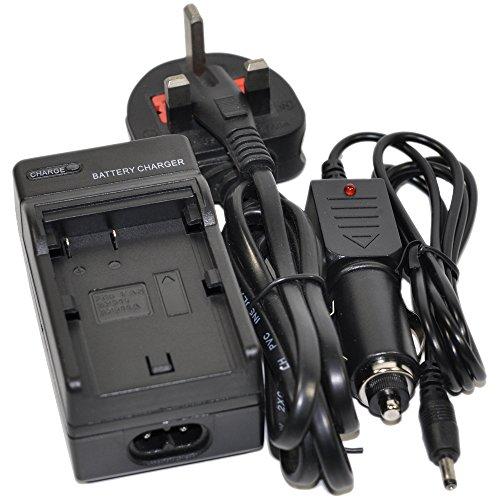 BP-511 Batería Cargador para Canon BP511 BP-508 BP508 BP-511A BP511A BP-512 BP-514...