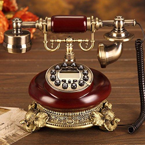 Shopping-De style européen Antique résine Retro Fashion Creative Téléphone 121