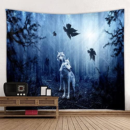 KHKJ Sacred Animals Tapestry Decoration...