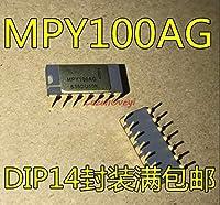 1個/ロットMPY100 MPY100AG DIP-14