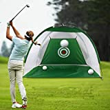 Golf Hitting Nets Review and Comparison