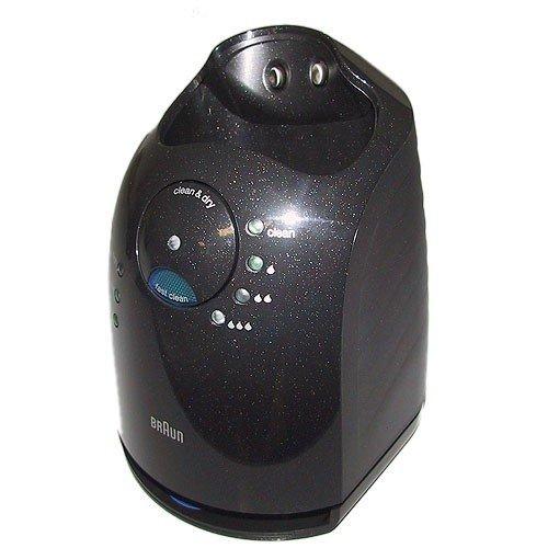 Braun – Cargador completo Clean Renew 5672-73-74 para afeitadora eléctrica Braun
