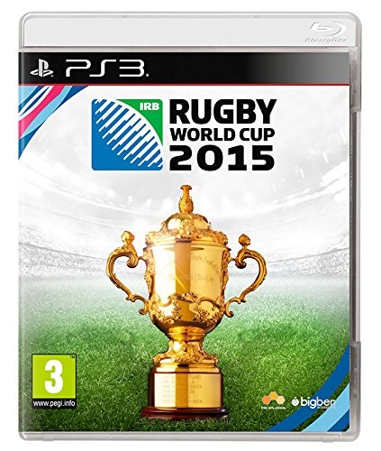 Rugby World Cup 2015 - Standard Edition - PlayStation 3