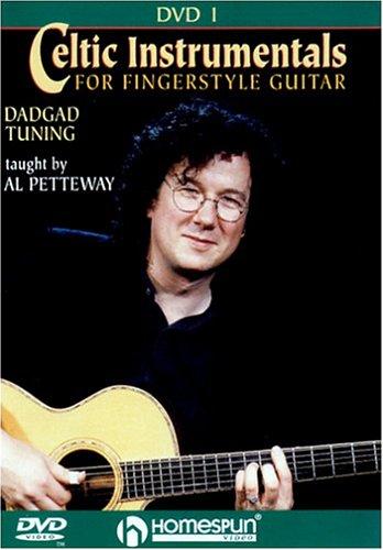 DVD-Celtic Instrumentals For Fingerstyle Guitar #1-DADGAD Tuning
