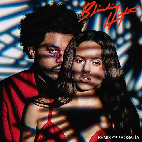 The Weeknd & ROSALÍA