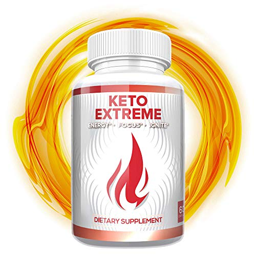Keto Supplement Pills with Garcinia Cambogia - Advanced Keto Burn for Faster Ketosis on a Keto Diet- Boost Energy and Endurance - Blocker to Shred and Get Fit Faster