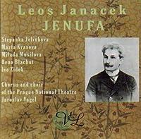 Janacek: Jenufa (1952) with Bonus Tracks of Zinaida Jurjewskaja Signing Jeunfa Arias & Vogel Conducting Dvorak Armida and Dimitri Overtures by Stepanka Jelinkova (1952-05-03)