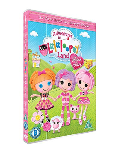 Adventures in LalaLoopsy Land: The Search for Pillow [DVD] by Robert Cullen