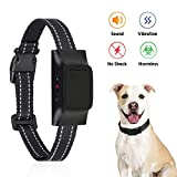 Dog Bark Collars - Effective Anti Barking No Shock Pet Dog Training Collar