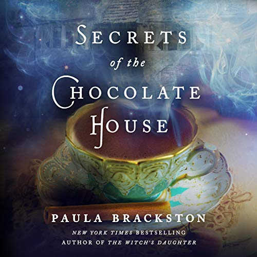 Couverture de Secrets of the Chocolate House