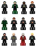 LEGO Harry Potter: Set of 12 Microfigs from Hogwarts Castle - Very Small