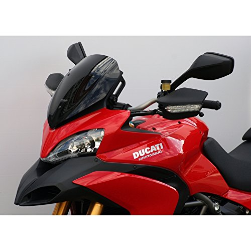 MRA-sportshield, Ducati Multistrada 1200, schwarz