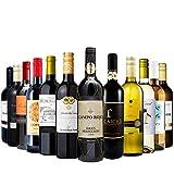 ワインセット お手頃 赤 白 ワイン 12本 セット 750ml 12本