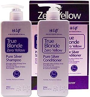 Hi Lift True Blonde Zero Yellow Shampoo & Conditioner Duo 350ml