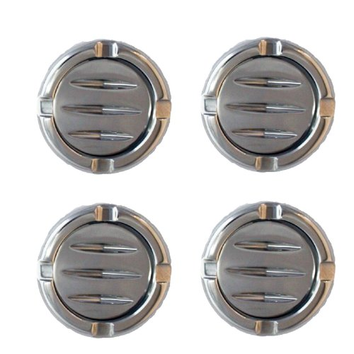 All Sales 3512 Air Conditioning Vent - Set of 4
