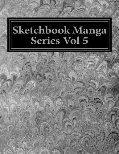 Sketchbook Manga Series Vol 5: Character Reference