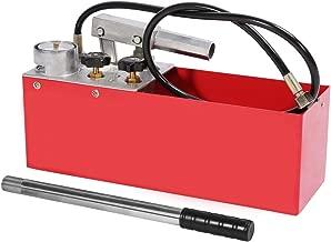 Bomba de prueba, 12 litros, prueba de fugas, bomba de presión de aceite, sistema de calefacción, probador de fugas, herramienta 5 MPa con mango