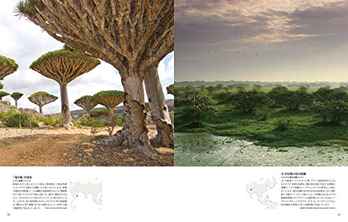 日経ナショナルジオグラフィック『いちばん美しい世界の絶景遺産』