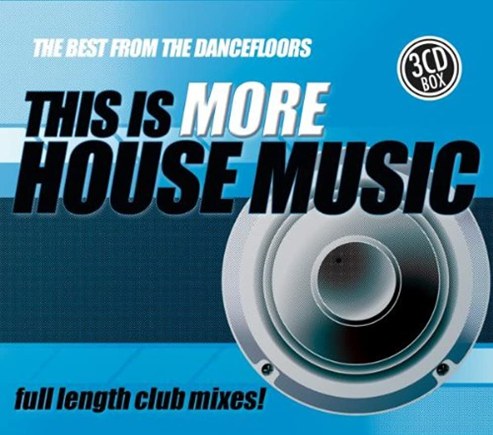 This Is More House Music