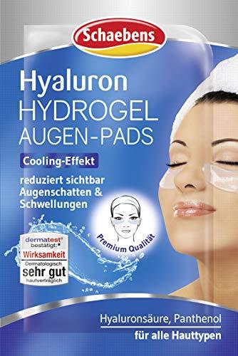 Schaebens Hyaluron Hydrogel Augen-Pads, 3 g